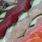 Jerry San's Sushi Bar - Sashimi